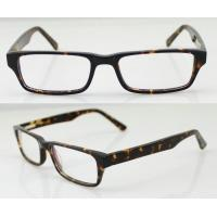 Quality Acetate Women / Men Optical Frames, Durable Hand Made Acetate Eyewear Frames wholesale