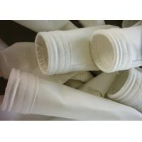 Quality Nonwoven Glass Fiber Cloth High Temperature Filter Media For Dust Filter Bag wholesale