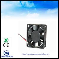 Quality Air Purifier Equipment Cooling Fans DC 60mm With Reversible & PWM Function wholesale