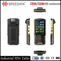China 4.0inch Industrial Mobile Terminal Handheld Barcode Scanner with Android OS on sale