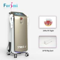 Quality FDA approved SHR IPL laser beauty machine new permanent hair removal technology wholesale