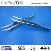 Buy cheap Ceramic Tip Tweezer with Stainless Steel Handle from wholesalers