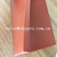 Quality Insulation Natural Latex Rubber Sheets High Temp Anti - abrasion Thick Petrol Resistant wholesale