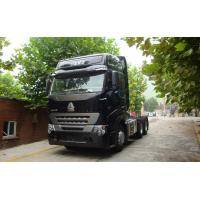 Quality HOWO A7 420hp truck tractor trailer Howo with Manual Type Transmission wholesale