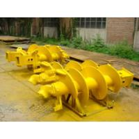 Cheap drilling accessories of auger series with connection of BAUGER for sale