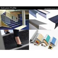 Stair nosing Covers non slip solution for stairwell safety