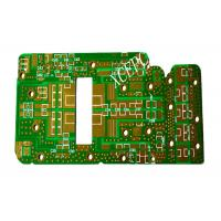 Fr4 High Frequency PCB Circuit Green For Wireless Communication Field