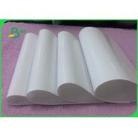 China Paper Mill 75g 80g C1S Coated Gloss Couche Paper Art Board In Super White on sale