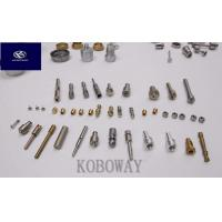 China Aluminum / Stainless Steel CNC Turning Parts For Electrical & Electronics Appliances on sale