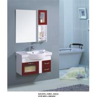 Quality 80 X49/cm  hung cabinet / PVC bathroom cabinet / wall cabinet / white color for bathroom wholesale