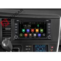 Cheap Support 4G Android 7.1.1 Toyota DVD GPS Navigation For Toyota Sienna Navigation System for sale