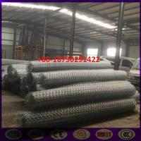 Quality 8x10 cm Ω Type  Ecologica Gabion Road Reinforced Wire Mesh in roll wholesale