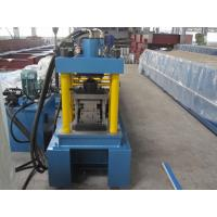 Quality Easy Operation Automatic Stud Cold Roll Forming Machine For Metal Slat ISO Approval wholesale