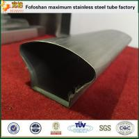 Cheap 2016 Foshan Factory Best Price Stainless Steel Slotted Pipe/Tube for sale