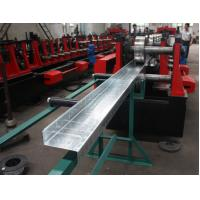 Cheap China Thickness 4mm C and Z Purlin Automated Changeable Roll Forming Machine  With 17 Forming Stations for sale