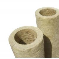 Quality Yellow Rock Wool Pipe wholesale
