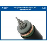 China Single Core Armoured Cable 6/10KV With XLPE Insulated(CU/XLPE/LSZH/STA/NYBY/N2XBY) on sale