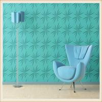 Cheap PVC Manufactured Home Acoustic 3D Wall Tile Decorative Colored Wall Paneling for sale
