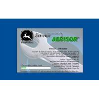Quality Service Advisor V2.8 John Deere Diagnostic Tool , Auto Diagnostics Software wholesale