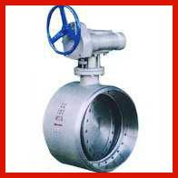 China Welded Seal Butterfly Valves DN50 To DN400 With Good Interchangeability on sale