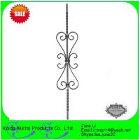 Quality wrought iron baluster, stair balusters, balustrade, fence wholesale