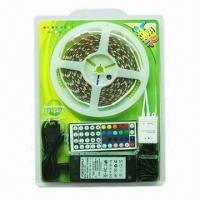 Quality 30-piece SMD 5050 flexible LED strip with 12/24V DC voltage and 50,000 hours Lifespan wholesale