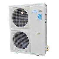 Quality Air Cooled Air Conditioner Refrigeration Condensing Unit Monolithic Structure  High Heat Exchange Efficiency wholesale