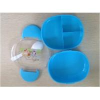 Cheap Food Grade Bento Lunch Box Food Container ECO Friendly 15 * 13 * 8.5cm for sale
