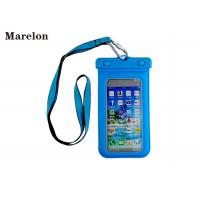 Quality Galaxy S5 Waterproof Phone Case Smartphone Bag TPU Material 116*190*18mm wholesale