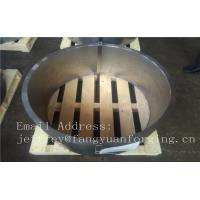 Quality Stainless Steel Forging Ring  Forging Annealing PED Certificate wholesale