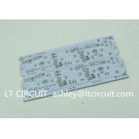 HASL Lead Free 1W Aluminum Based PCB With Fidural Marks 1.6mm Thickness