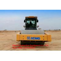 China XCMG Road Construction Road Roller XS395 39ton Full Hydraulic Single Steel Vibration Road Roller on sale