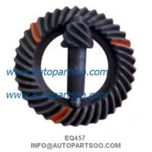 Quality NUCLEO DEL EQ457 RELACION, NS EQ457 Heavy Truck Crown Wheel and Pinion Gear wholesale