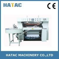 China Fully Automatic Thermal Paper Roll Making Machine,Bond Paper Slitter Rewinder,POS Paper Slitting Machine on sale