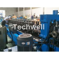 Quality 85mm Shaft Diameter Cable Tray Roll Forming Machine With GI or Carbon Steel Raw Material wholesale