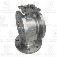 Quality Vertical Three Way Ball Valve (Wafer Type) wholesale