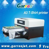 China new technology t-shirt printer digital printing machine price on sale