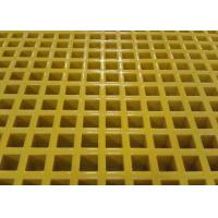 Quality Custom Size Plastic Mesh Flooring , Corrosion Resistance Plastic Walkway Panels wholesale