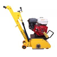 Buy cheap Removing asphalt Concrete Floor Planer Concrete Floor Milling Machine 1-3mm Depth from wholesalers