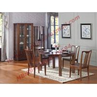 Quality Can Folding and Opening Dining table in Solid Wooden Dining Room Set wholesale