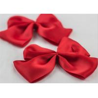 Quality Red Bow Tie Ribbon wholesale