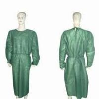 Quality Eco Friendly Disposable Surgical Clothing Non Irritating Corrosion Resistant wholesale