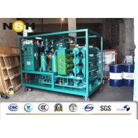 Quality Double Stage Transformer Oil Purifier 380V / 3P / 50Hz Carbon Steel Structure wholesale
