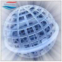 Quality Suspended polypropylene float ball&Bio Filler ball For Wastewater Treatment wholesale