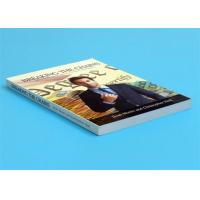 Quality 200gsm Softcover Book Printing Glossy Paper With Glossy Lamination wholesale