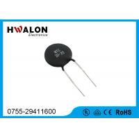 China NTC Inrush Current Limiter Thermistor MF72 Black Coating Color 10D-11 on sale