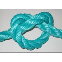 Cheap PP PE 3 - strand twisted rope code with competitive price for sale