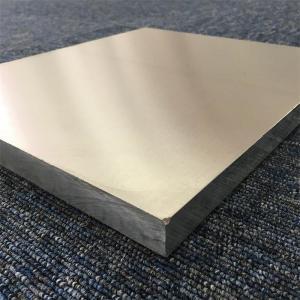 Quality 5754 Aluminum Sheet H32 Temper Automotive and Shipbuilding Usage wholesale
