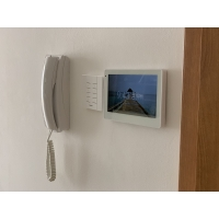 Quality No Physical Button Android OS 7 inch Industrial Control Interface Wall Android Tablet with Ethernet RJ45 wholesale