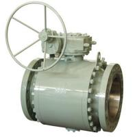 Quality Forged Trunnion Ball Valve wholesale